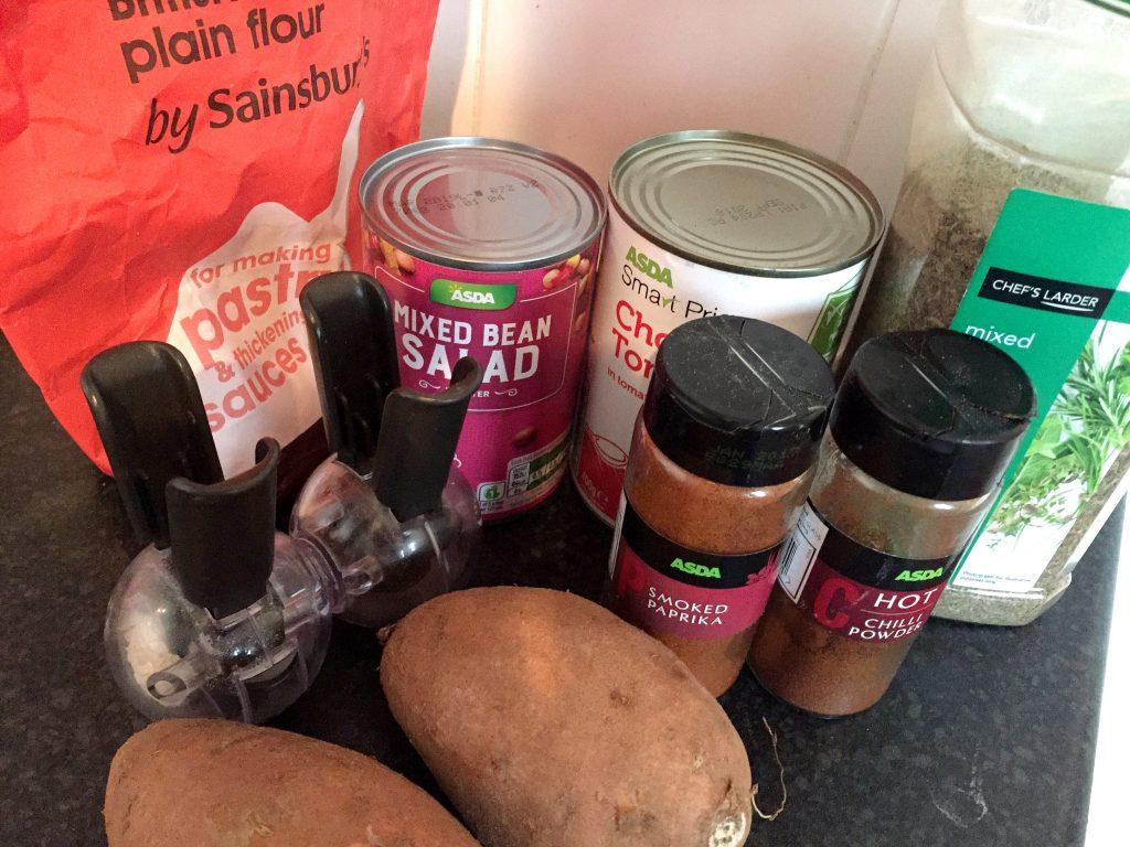 beanie burger ingredients