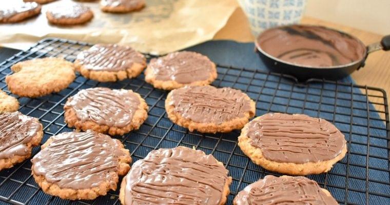 Chocolate Hobnobs