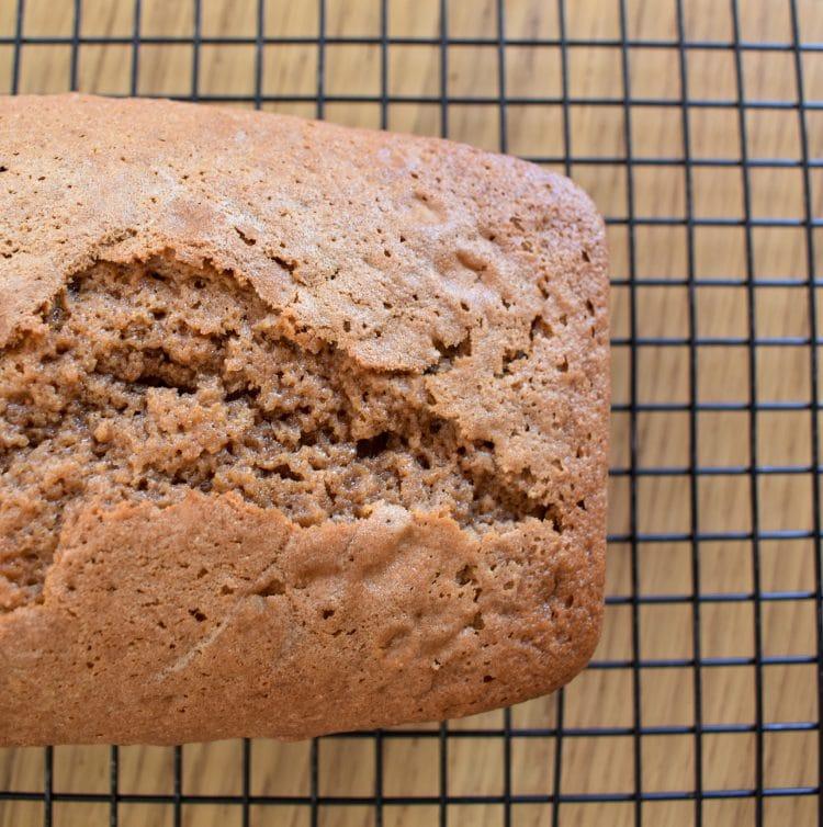 Earl Grey Loaf Cake With Lemon Buttercream Donnadundas